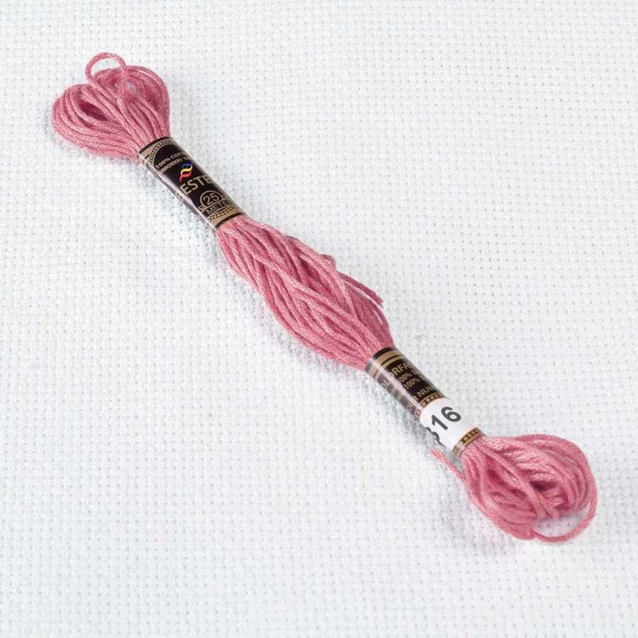 Мулине Bestex 316 8м, Античный розовато-лиловый,ср.т.