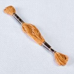 Мулине Bestex 436 8м, Желто-коричневый