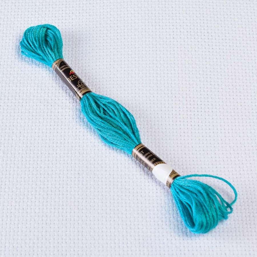 Мулине Bestex 518 8м, Пыльно-синий, св.