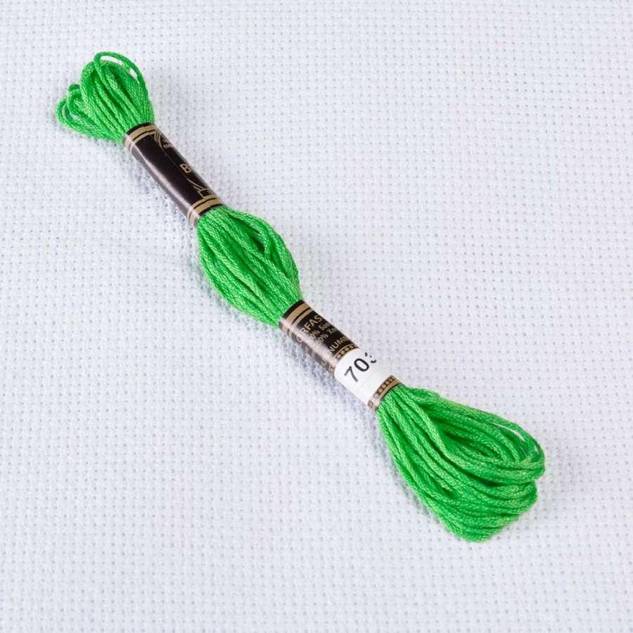 Мулине Bestex 703 8м, Бледно-зеленый