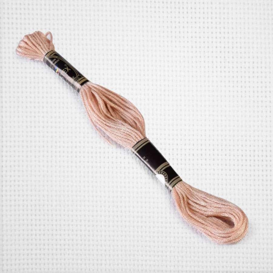 Мулине Bestex 842 8м, Бежево-коричневый, оч.св.