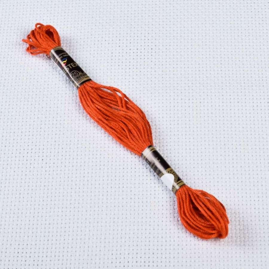 Мулине Bestex 900 8м, Оранжево-жженный, т.
