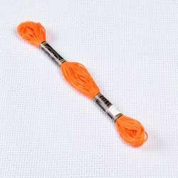 Мулине Bestex 947 8м, Оранжево-жженный