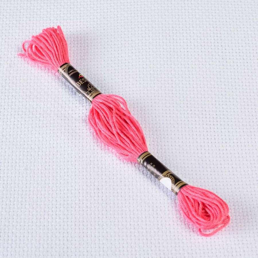 Мулине Bestex 961 8м, Пыльной розы, тёмный