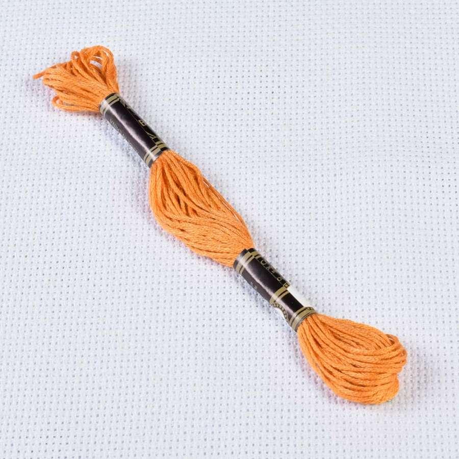Мулине Bestex 976 8м, Золотисто-коричневый, средний