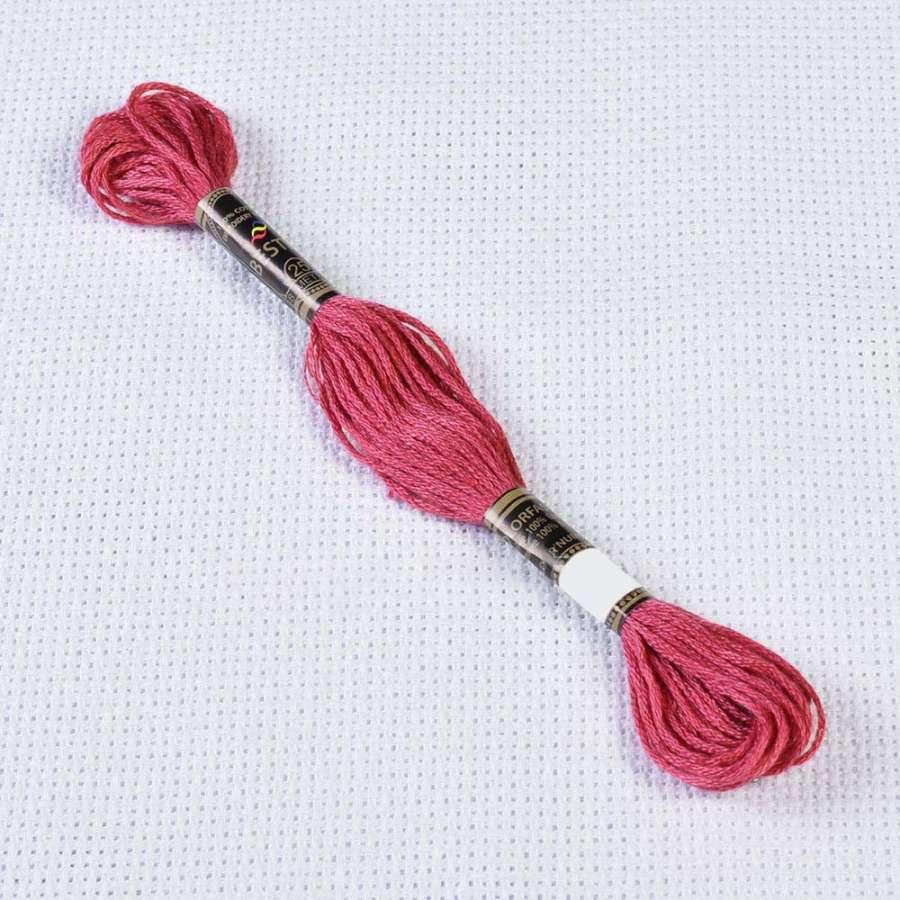 Мулине Bestex 3350 8м, Пыльной розы, ультра тёмный