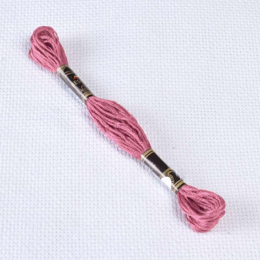 Мулине Bestex 3688 8м, Розовато-лиловый, ср.