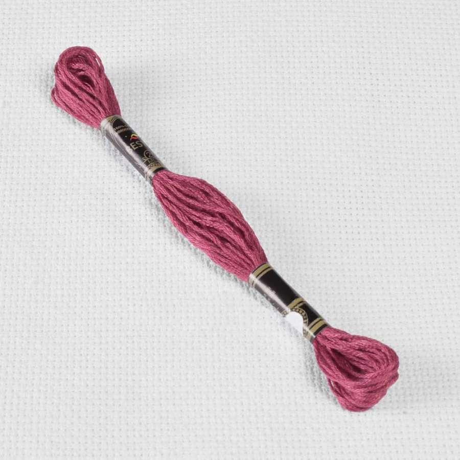 Мулине Bestex 3731 8м, Пыльной розы, очень тёмный