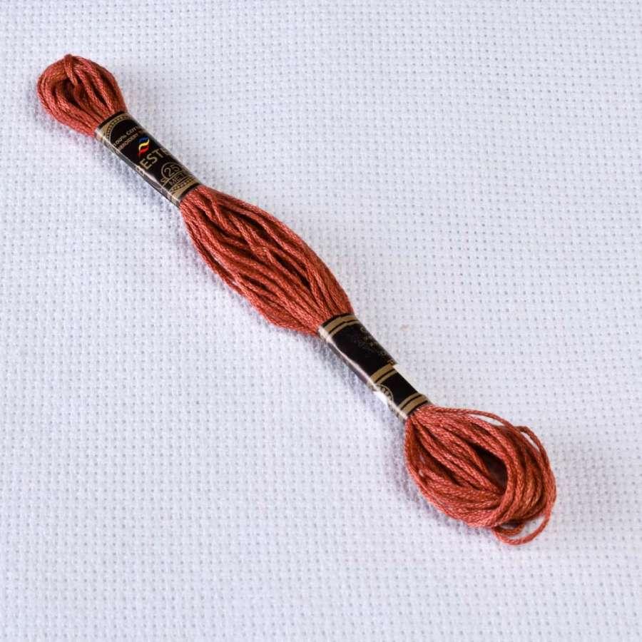 Мулине Bestex 3857 8м, Розового дерева, т.