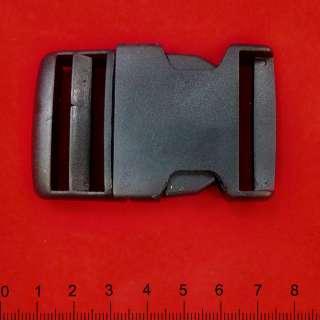 Фастекс пластик 70х45 см чорний