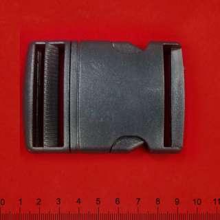 фастекс черный 85*55мм