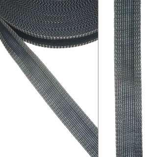 клейова для брюк темно-сіра