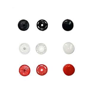 Кнопка пластмассовая 12мм 3 цвета