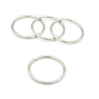 кольцо метал. 3,5см