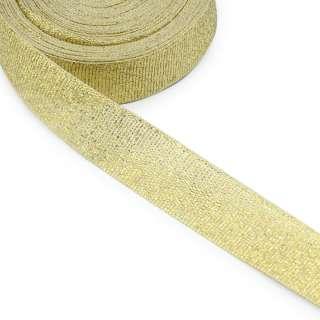 Стрічка оздоблювальна золото 20мм 05В3Г27