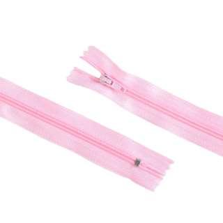 блискавка спіральна М-20 тип-3 рожева світла