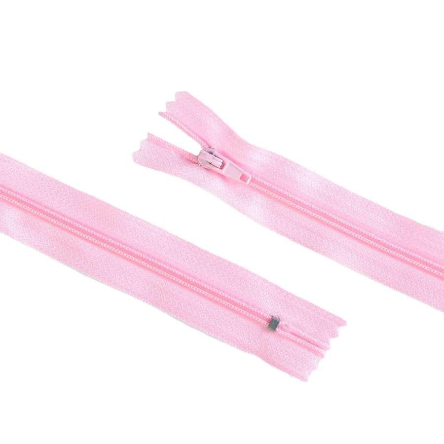 Молния спиральная М-20 Тип-3 неразъемная х/б розовая светлая