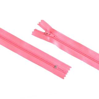 блискавка спіральна М-20 тип-3 рожева