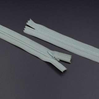 Молния спиральная М-20 Тип-3 неразъемная нейлон оливково-серая