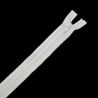 молния спиральная М-65 Тип-5 разъемная 1 бегунок молочная