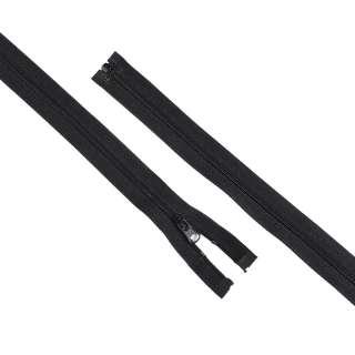блискавка спіральна М-150 роз'ємна тип-3 чорна