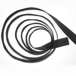 Молния рулонная спиральная Т-3 (за метр) черная
