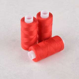 Нитки для джинсов 20/3 Омега-36 (150м) цвет 112 красные