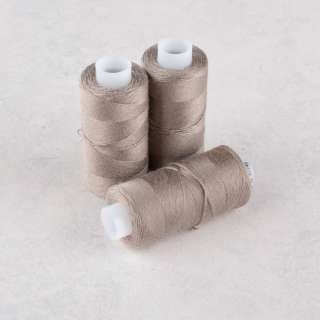 Нитки для джинсов 20/3 Омега-36 (150м) цвет 364 коричневые светлые