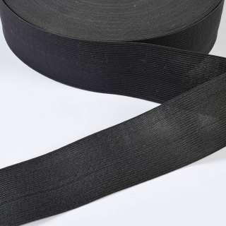 резинка черная 5 см