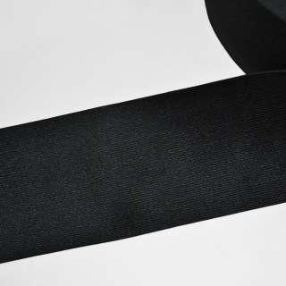 резинка 10 см черная