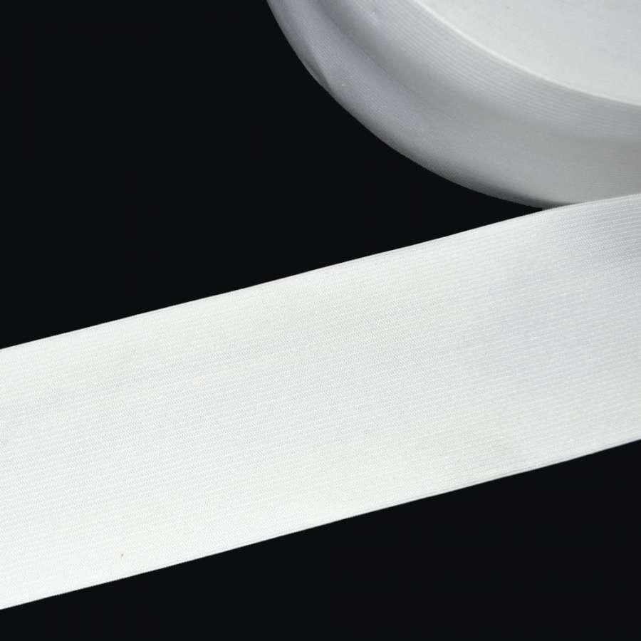 резинка  8 см белая