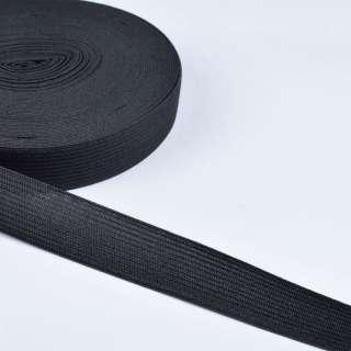 Резинка 20мм черная