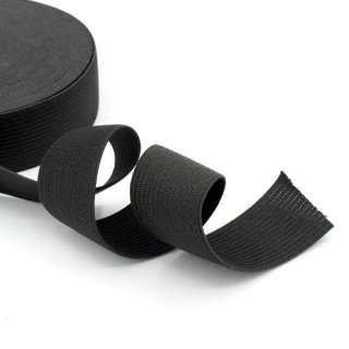Резинка 30мм черная