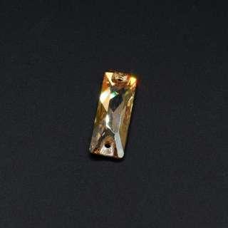 Кристалл пришивной прямоуголный