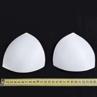 Чашки для білизни розмір 0 форма трикутна білі