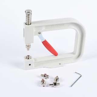 Верстат-прес для установки намистин + матриці 6мм, 8 мм