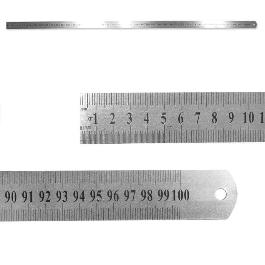 Метр  метал.  100 см