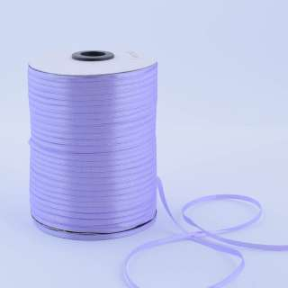 А1-01-021 атласная лента ш 0,3см сиреневая на метраж (в бобине 880яр/315г