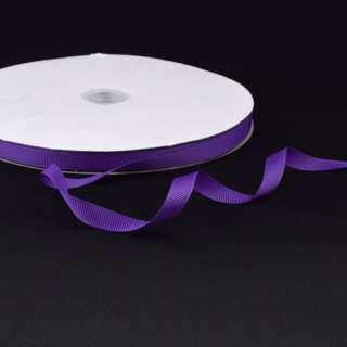 Лента репсовая ш.1 см А5-03-109 фиолетовая на метраж (в бобине 100яр/207г)