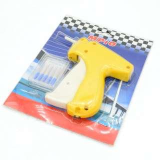 Пистолет для ценников MP10-8S + 5 игл желтый