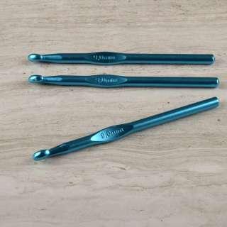 Крючок для вязания металлический №9
