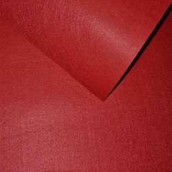Фетр лист червоний (0,9мм) 21х30см