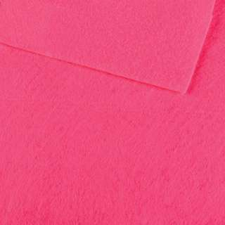 Фетр лист розовый яркий (0,9мм) 21х30см