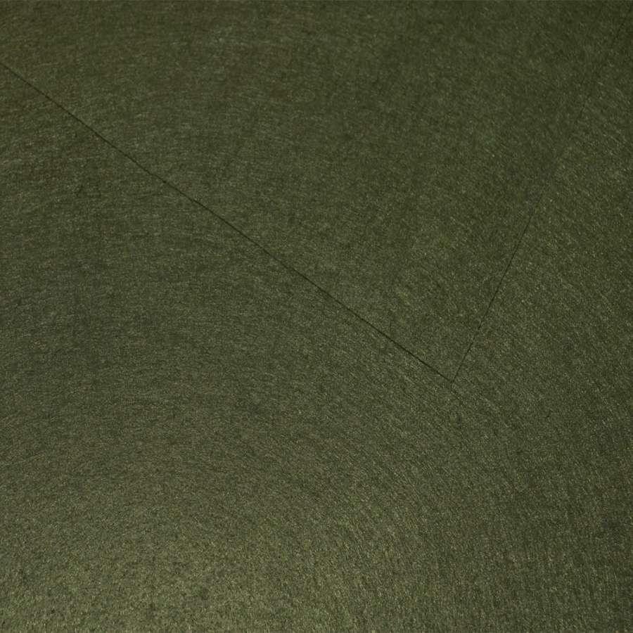 Фетр лист оливковий (0,9мм) 21х30см