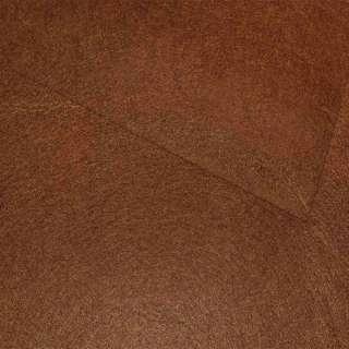 Фетр лист коричневый (0,9мм) 21х30см