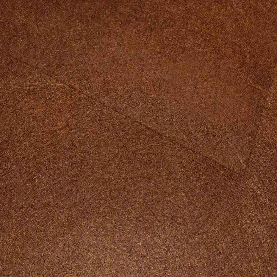 Фетр лист коричневий (0,9мм) 21х30см