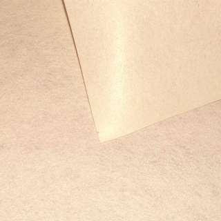 Фетр лист персиковый светлый (0,9мм) 21х30см