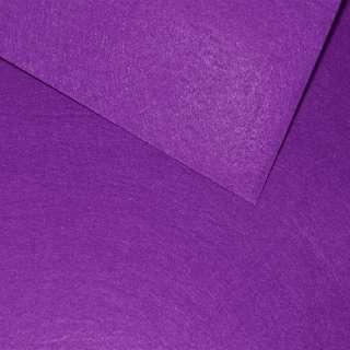 Фетр лист пурпурный темный (0,9мм) 21х30см