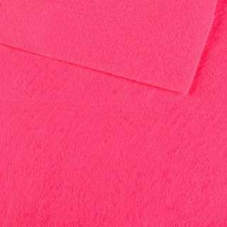 Фетр лист розовый неон (0,9мм) 21х30см