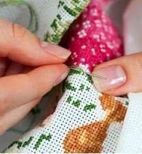Ткани для вышивания